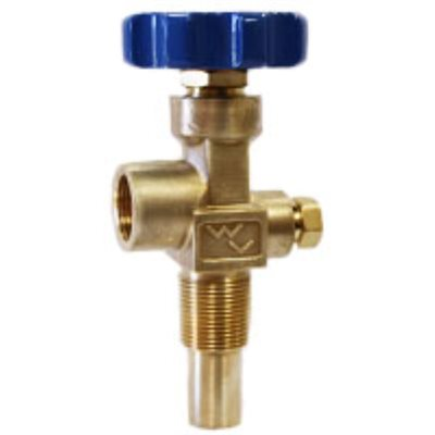 P1100 series valve w / shear poppet and PRD